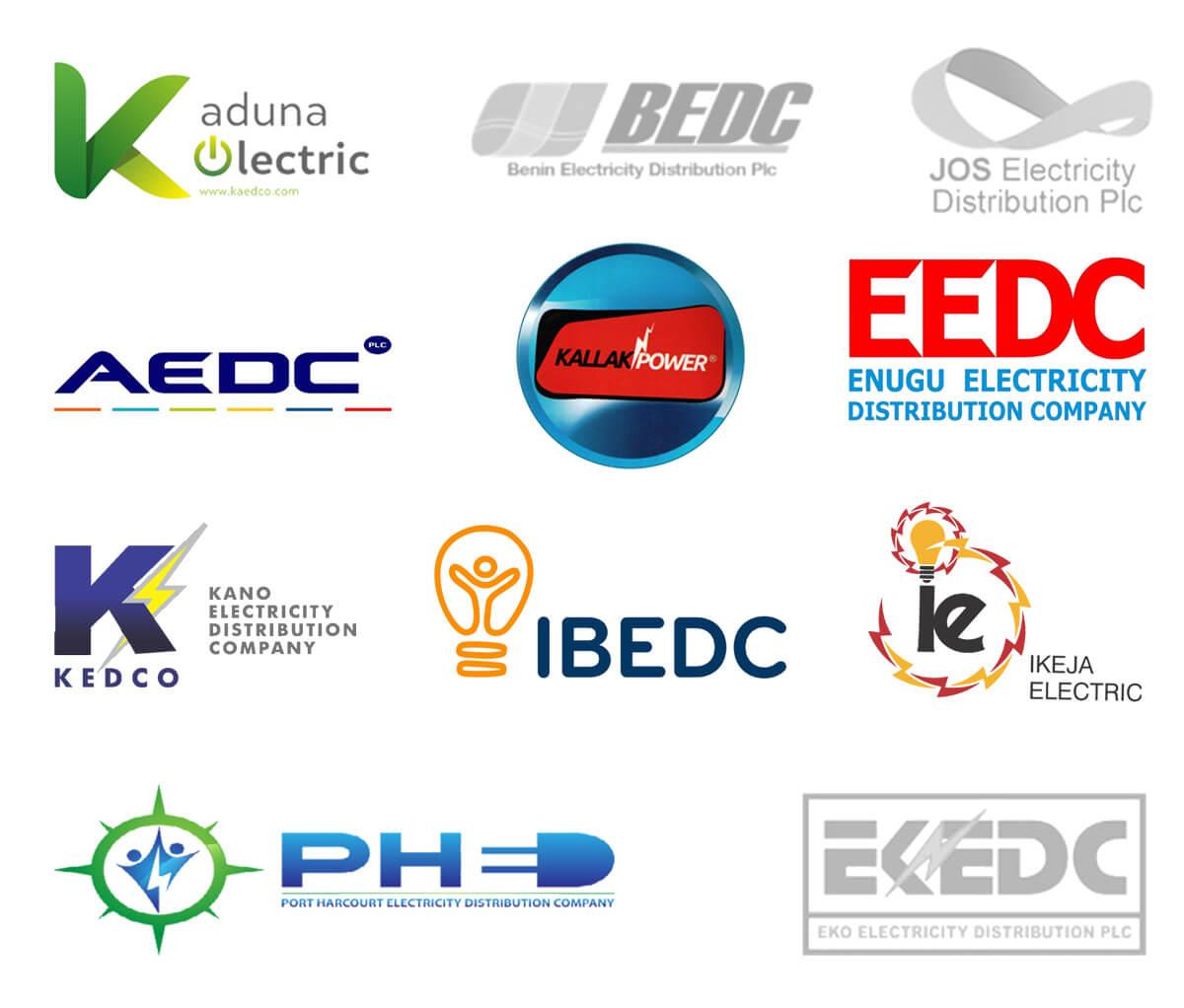electrcity distributors